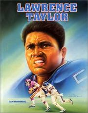 Cover of: Lawrence Taylor by Dan Hirshberg