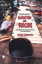 Cover of: Salvation and suicide | David Chidester