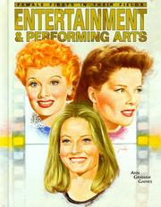 Cover of: Entertainment & performing arts | Ann Gaines
