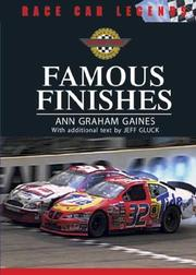 Cover of: Famous Finishes | Ann Gaines