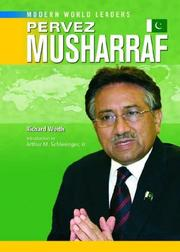 Cover of: Pervez Musharraf (Modern World Leaders) | Richard Worth