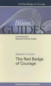Cover of: The Red Badge of Courage | Harold Bloom