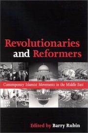 Cover of: Revolutionaries and Reformers | Barry M. Rubin