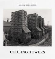 Cover of: Cooling towers | Becher, Bernd, Hilla Becher