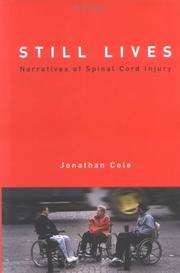 Cover of: Still Lives | Jonathan Cole