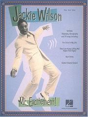 Cover of: Jackie Wilson - Mr. Excitement! | Jackie Wilson