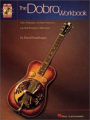 Cover of: The Dobro Workbook by David Hamburger
