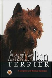 Cover of: Australian Terrier | Nell Fox