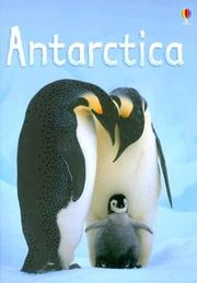 Cover of: Antarctica | Lucy Bowman