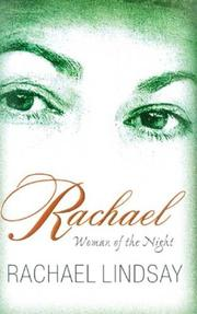 Cover of: Rachael by Rachael Lindsay