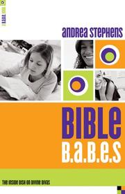 Cover of: Bible B.A.B.E.s | Andrea Stephens