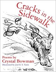 Cover of: Cracks in the Sidewalk by Crystal Bowman