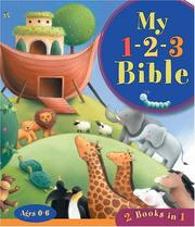 Cover of: My 1-2-3 Bible by Crystal Bowman