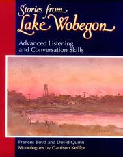Cover of: Stories from Lake Wobegon | Frances Armstrong Boyd