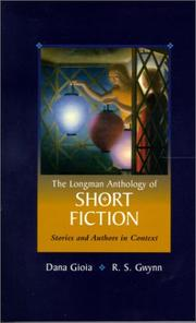 Cover of: The Longman Anthology of Short Fiction by Dana Gioia