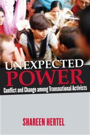 Cover of: Unexpected Power | Shareen Hertel