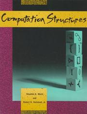 Cover of: Computation structures | Stephen A. Ward