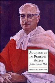 Cover of: Aggressive in pursuit by Frederick Vaughan