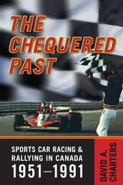 Cover of: The Chequered Past by David A. Charters