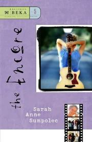 Cover of: The Encore by Sarah Sumpolec