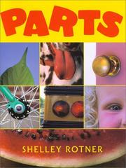 Cover of: Parts | Shelly Rotner