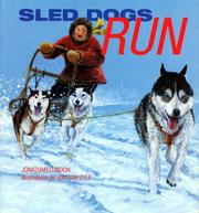 Cover of: Sled Dogs Run by Jonathan London