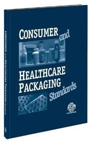 Cover of: Consumer and Healthcare Packaging Standards by John Gneisenau Neihardt