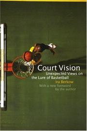 Cover of: Court Vision by Ira Berkow