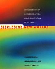Cover of: Disclosing New Worlds | Hubert L. Dreyfus