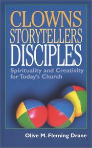 Cover of: Clowns, Storytellers, Disciples | Olive M. Fleming Drane