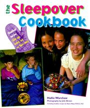 Cover of: The sleepover cookbook | Hallie Warshaw