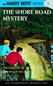 Cover of: The Shore Road Mystery (Hardy Boys, 6) | Franklin W. Dixon
