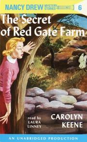 Cover of: The Secret of Red Gate Farm | Carolyn Keene