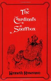 Cover of: The cardinal's snuffbox by Kenneth Roseman