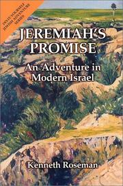 Cover of: Jeremiah's Promise | Kenneth Roseman