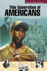 Cover of: Jamestown's American Portraits by Fredrick L. McKissack