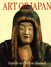 Cover of: Art of Japan | Danielle Elisseeff