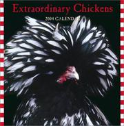 extraordinary chickens 2004 wall calendar