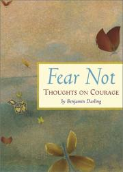 Cover of: Fear Not | Benjamin Darling
