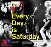 Cover of: Every Day Is Saturday by Christopher Slater