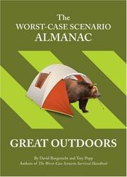 Cover of: The Worst-Case Scenario Almanac | David Borgenicht