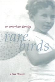 Cover of: Rare birds by Dan Bessie