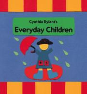 Cover of: Everyday Children | Cynthia Rylant