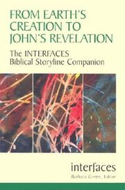 Cover of: From earth's creation to John's Revelation by Green, Barbara