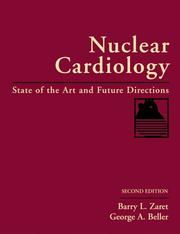 Cover of: Nuclear cardiology | Barry L. Zaret, George Beller