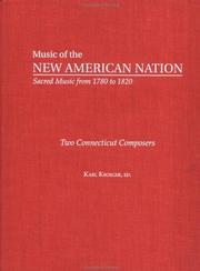 Cover of: Two Connecticut Composers | Karl Kroeger
