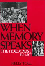 Cover of: When memory speaks | Nelly S. Toll
