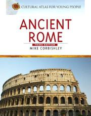 Cover of: Ancient Rome (Cultural Atlas for Young People) | Brown Reference Group Plc