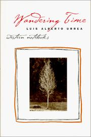 Cover of: Wandering time | Luis Alberto Urrea