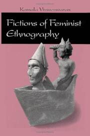 Cover of: Fictions of feminist ethnography | Kamala Visweswaran